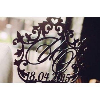 Герб на свадьбу МН-000015