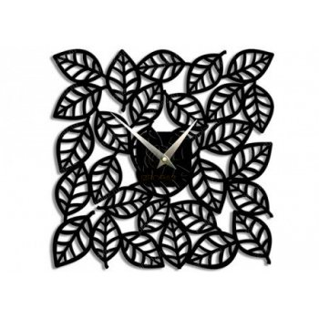 Белые настенные часы БЧ-000005