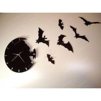 Деревянные настенные часы ДЧ-000003