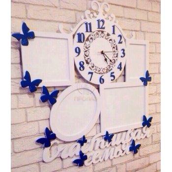 Большие настенные часы в гостиную ЧГ-000009