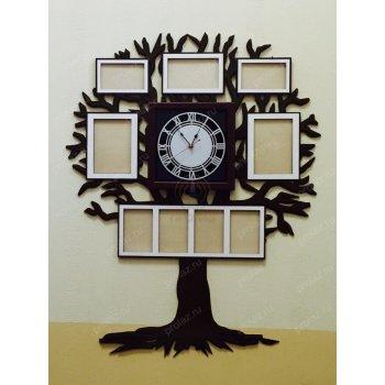 Большие настенные часы в гостиную ЧГ-000021