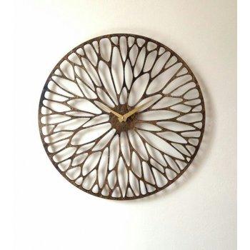 Деревянные настенные часы ДЧ-000018