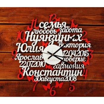 Часы ЧС-000020