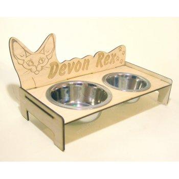Миски для кормления домашних животных АК-000002