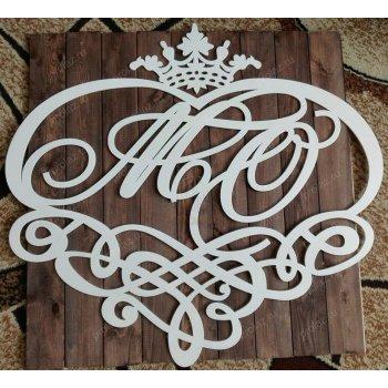Герб на свадьбу МН-000017