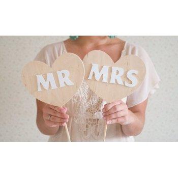 Таблички на свадьбу для фотосессии АС-000009