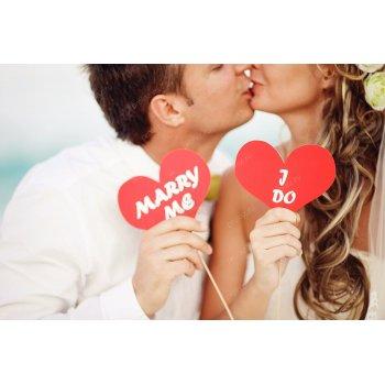 Таблички для свадебной фотосессии АС-000010