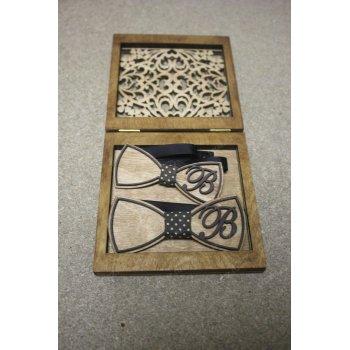 Бабочка деревянная ИД-000001