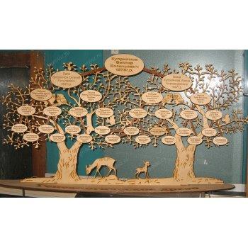 Семейное дерево ДИ-000014