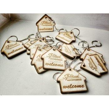 Брелки для ключей БК-000017