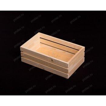 Деревянный ящик Реечный-2 ЯЩ-000013